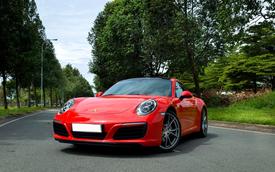 3 năm tuổi, Porsche 911 Carrera bán lại chỉ rẻ hơn 200 triệu đồng so với giá mua mới