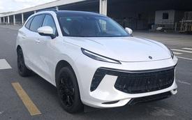SUV Trung Quốc hoàn toàn mới, dáng sang chảnh như Maserati lên lịch về Việt Nam đấu Honda CR-V