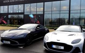 Mercedes-Benz trên đà thâu tóm Aston Martin: Xe thể thao Anh quốc dùng công nghệ Đức
