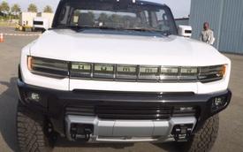 Soi GMC Hummer EV ngoài thực tế: Nhiều chi tiết đẹp hút hồn đại gia Việt