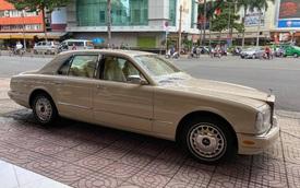 Hàng siêu hiếm Rolls-Royce Silver Seraph xuất hiện tại Sài Gòn với ngoại hình gây chú ý