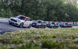 MINI xác nhận chuẩn bị ra mắt 2 mẫu SUV hoàn toàn mới