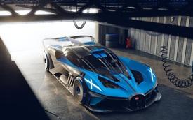 Bugatti Bolide: 'Quái thú' 1.824 mã lực chính thức lộ diện
