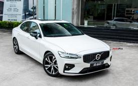 Volvo S60 ra mắt Việt Nam: Giá gần 1,7 tỷ đồng, trang bị 'khủng' đấu Mercedes-Benz C-Class