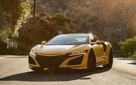 Honda úp mở SUV có sức mạnh ngang tầm Lamborghini Urus