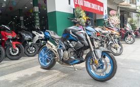 Chi tiết Zontes 310R giá 95 triệu đồng tại Việt Nam: Gốc Trung Quốc, có ABS, đấu Honda CB300R và Kawasaki Z300