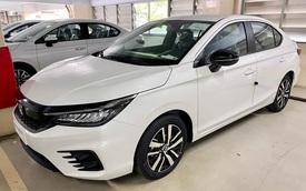 Honda City 2021 sắp ra mắt Việt Nam lộ thông tin 'hot': 3 phiên bản, 2 động cơ, đua công nghệ an toàn với Mazda2