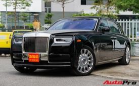 Khám phá siêu phẩm Rolls-Royce Phantom VIII màu đen đầu tiên tại Việt Nam, giá lăn bánh khó dưới 70 tỷ đồng