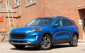 SUV chưa hẹn ngày về Việt Nam là Ford Escape sắp ra mắt phiên bản hiệu suất cao