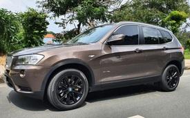 Bảo dưỡng hết 300 triệu đồng, chủ xe bán lại BMW X3 ngang tầm giá Kia Seltos bản cao cấp