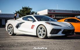 Chevrolet Corvette C8 Stingray hàng độc của đại gia Cần Thơ nâng cấp đồ chơi mới trị giá cả trăm triệu đồng
