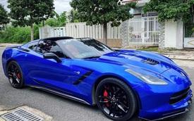 Mới chạy hơn 22.000 km, hàng hiếm Chevrolet Corvette C7 Stingray dùng động cơ như VinFast President bán lại với giá chưa tới 4 tỷ đồng