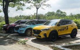 Hơn 100 xe Hyundai tụ tập tại Sài Gòn: Nhiều xe độ lạ mắt, có xe mạ vàng thật, màu sắc gây chú ý
