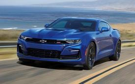Chevrolet Camaro càng ngày càng 'ế' - Cửa tử đã gần kề