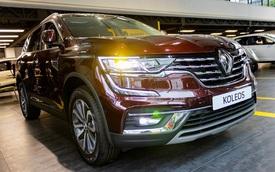 Renault Koleos 2021 sắp về Việt Nam: SUV Pháp khó rẻ, cạnh tranh Honda CR-V và Mazda CX-5
