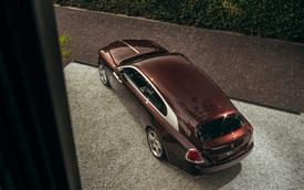 Siêu wagon Rolls-Royce khoe bầu trời sao khủng nhất thế giới