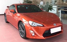 Mỗi năm chạy 3.000km, 'đứa con lai' Toyota 86 bán lại ngang giá Mazda6 thế hệ mới