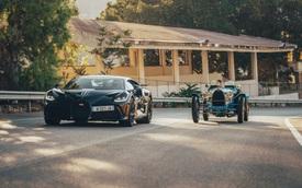 Bugatti tạm dừng ra lò siêu xe mới vì 'dỗi' Volkswagen