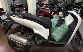 Hà Nội: Mua xe SH mới 2 tháng thì bị kẻ gian lấy mất, sau 11 năm được cảnh sát thông báo tìm thấy xe