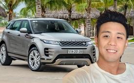 Vlogger Huyme 'tậu' Range Rover Evoque giá hơn 3,5 tỷ đồng
