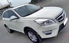 Sau 4 năm, SUV 'Tàu' BAIC X65 được chủ nhân bán lại với giá 380 triệu đồng