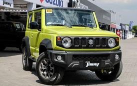 'Tiểu G-Class' Suzuki Jimny từng gây xôn xao tại Việt Nam đắt khách bất ngờ, muốn mua phải chờ... 20 năm nữa
