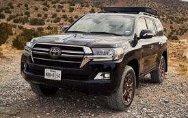 Lại rộ tin 'huyền thoại' Toyota Land Cruiser bị khai tử vào năm sau