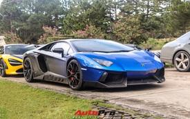 Bắt trend, Lamborghini Aventador 'biến hoá' với ngoại thất khác lạ lần thứ 3