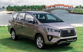 Toyota Innova nâng cấp tại Việt Nam: Bản 'dịch vụ' thêm trang bị, giảm giá cả chục triệu đồng cạnh tranh Mitsubishi Xpander