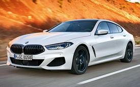 Còn đang rục rịch về Việt Nam, BMW 8-Series đã lộ bản nâng cấp mới sắp ra mắt toàn cầu