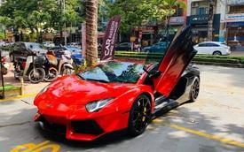 Lamborghini Aventador LP700-4 có lai lịch đặc biệt nhất Việt Nam tiếp tục biến hoá với diện mạo khác lạ