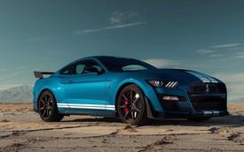 Ford chuẩn bị động cơ 6.8L mới cho xe thể thao bán chạy nhất thế giới Mustang?