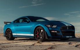 Giá động cơ Ford Mustang Shelby GT500 bằng 1/3 tổng giá xe