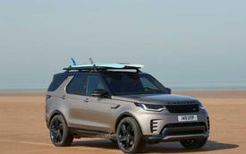 Land Rover Discovery 2021 ra mắt với động cơ mới, đắt hơn 40 triệu so với bản cũ