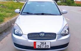 Thanh Hoá: Bỏ 200 triệu mua Hyundai Accent, bấm được biển 567.89, có người trả 700 triệu vẫn chưa chịu bán