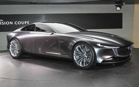 Hé lộ động cơ trên Mazda6 hoàn toàn mới, đẹp như xe sang