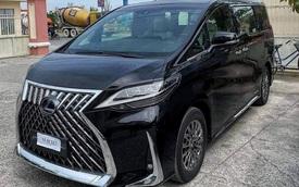 Đại gia Cần Thơ mạnh tay tậu Lexus LM 300h trị giá hơn 11 tỷ đồng
