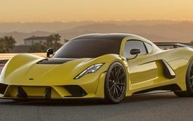 Siêu xe thách thức danh hiệu nhanh nhất thế giới Hennessey Venom F5 xác nhận ra mắt cuối năm nay