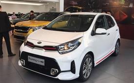 Kia Morning 2021 về đại lý Việt Nam: Giá 439 triệu đồng, 2 phiên bản, cạnh tranh VinFast Fadil