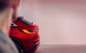 Infiniti QX55 mới dần lộ diện - SUV lai coupe đấu BMW X6