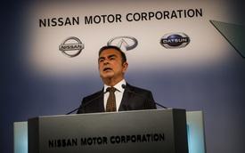 Nissan chính thức khai chiến với cứu tinh một thời Carlos Ghosn