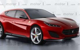 SUV Ferrari Purosangue tiếp tục lộ mặt - Xe mong chờ nhất nhì năm 2021, đấu Lamborghini Urus