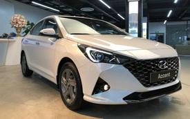 Hyundai Accent 2021 lộ diện hoàn toàn tại Việt Nam: Thiết kế điệu, màn hình lớn, điều khiển bằng điện thoại, kịp 'chạy' ưu đãi trước bạ hàng chục triệu đồng