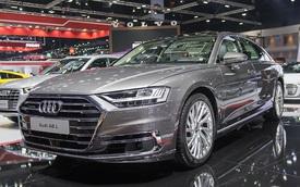 Audi Việt Nam triệu hồi 33 chiếc A8L khắc phục nguy cơ cháy xe