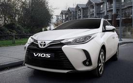 Liên tục ra mắt tại ĐNA, Toyota Vios 2021 sắp về Việt Nam: Sedan 'quốc dân' thiết kế lại long lanh kiểu Lexus