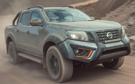 Nissan muốn làm bán tải nhỏ hơn, rẻ hơn cả Navara
