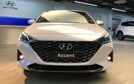 Đại lý ồ ạt nhận đặt cọc Hyundai Accent 2021: Bản 'full' giá dự kiến cao nhất 570 triệu đồng