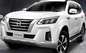 Nissan Terra 2021 lộ diện trước giờ G, đe doạ Toyota Fortuner