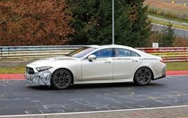 Mercedes-Benz CLS 2021 lộ diện, BMW 6-Series cần dè chừng