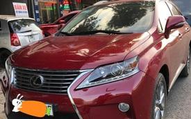 Sau 'thẩm mỹ', Lexus RX 350 10 năm tuổi vẫn đắt ngang Kia Sorento thế hệ mới